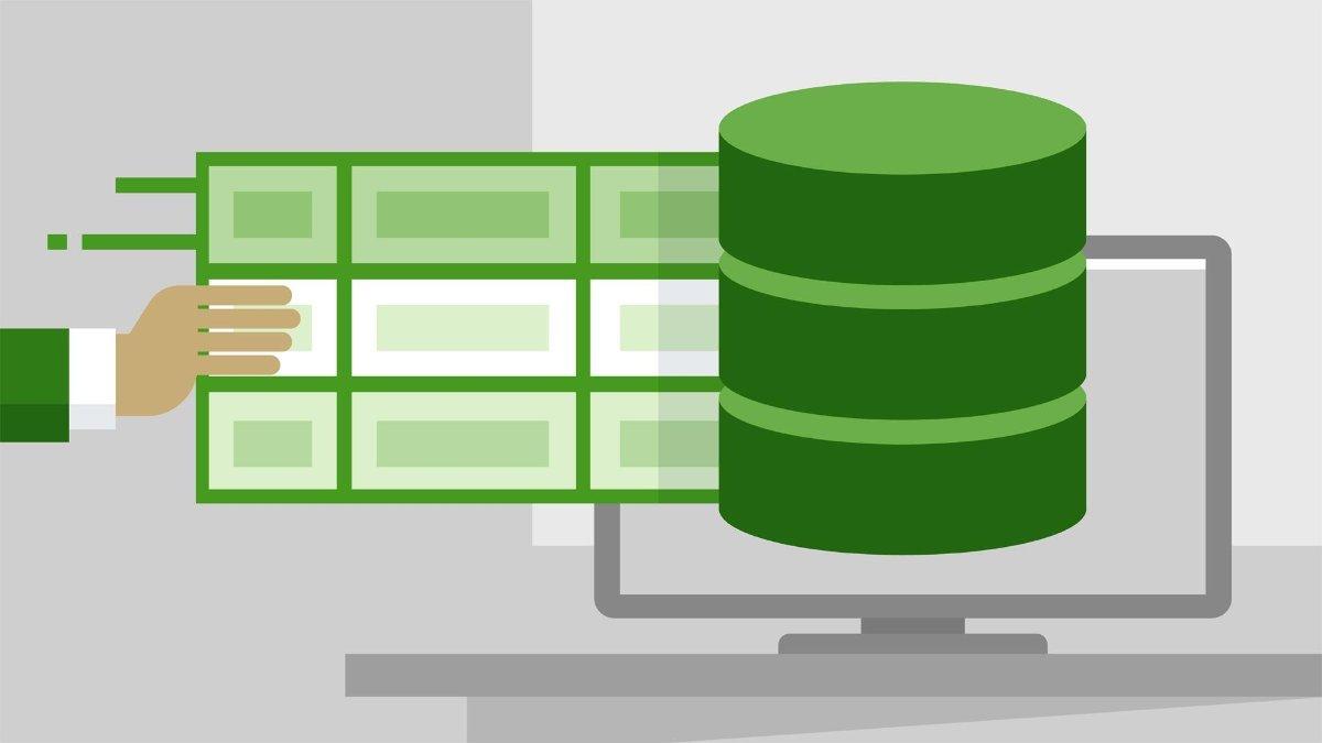 Database rendition